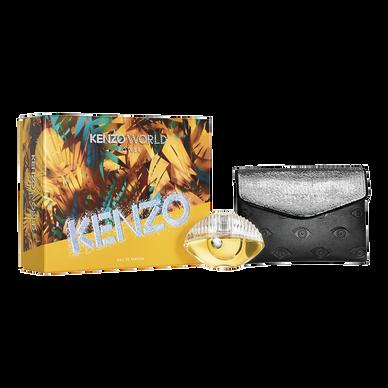 KENZO WORLD-рождественская подарочная коробка