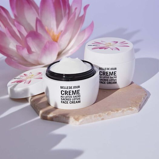 SACRED LOTUS FACE CREAM