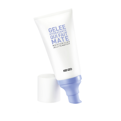 KENZOKI WHITE LOTUS-Gel hidratante matificante