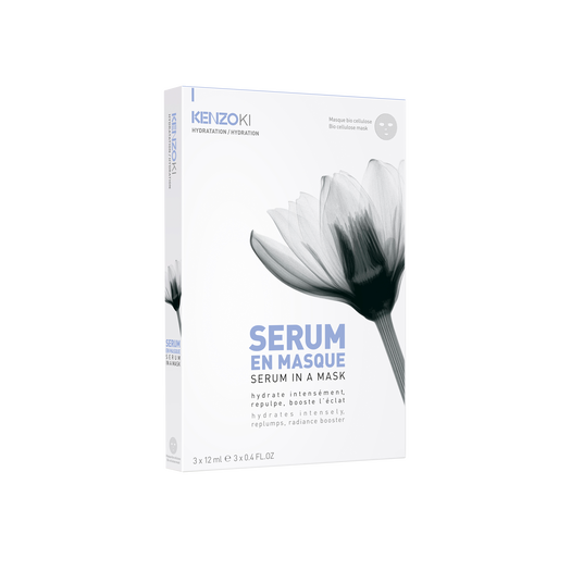 SERUM IN A MASK