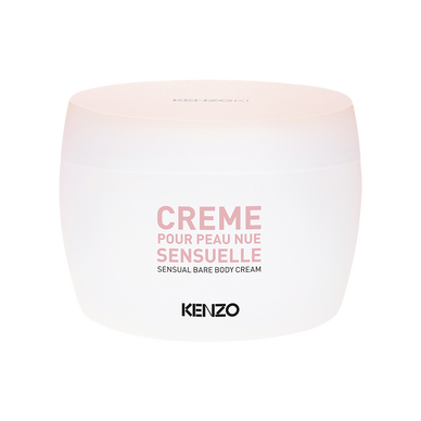 KENZOKI RICE STEAM-Sensual bare body cream