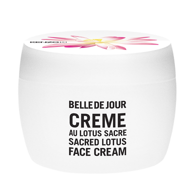 KENZOKI BELLE DE JOUR-Sacred lotus face cream