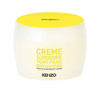 KENZOKI GINGER FLOWER-Fresh & glow beauty cream