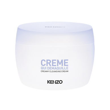 KENZOKI WHITE LOTUS-Creamy cleansing cream