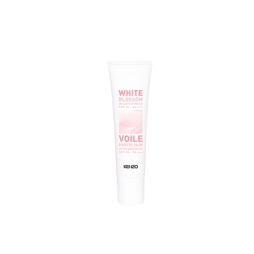 9d1b4813b7 White blossom delicate uv shield spf 50 - pa +++ - Kenzo Parfums