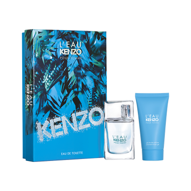 L'EAU KENZO-Christmas set Eau de Toilette for her
