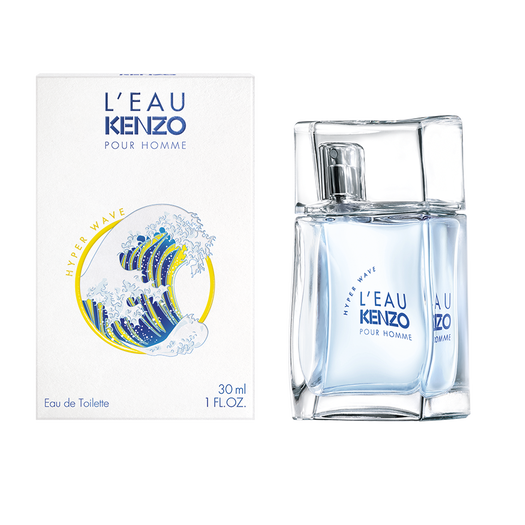 L'EAU KENZO HYPER WAVE FOR HIM