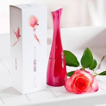 0516abea Quem conhece as fragrâncias Kenzo se apaixona: marcantes, únicas e muito  especiais! E com certeza o Kenzo Amour não seria diferente...um perfume  sensual, ...